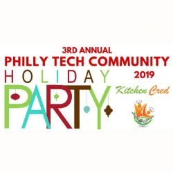 Details on 3rd Annual Philly Tech Holiday Community Party
