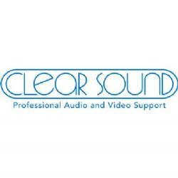 More Info » Clear Sound Professional Audio & Video Support